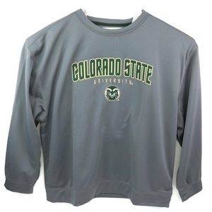 Colorado State Rams Champion Unisex Sweatshirt Gra
